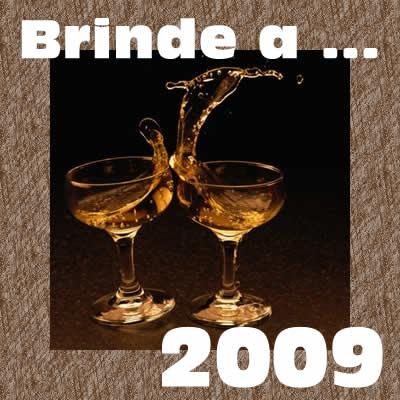 Ano Novo - Aproveite a ocasião e brinde ao novo ano.