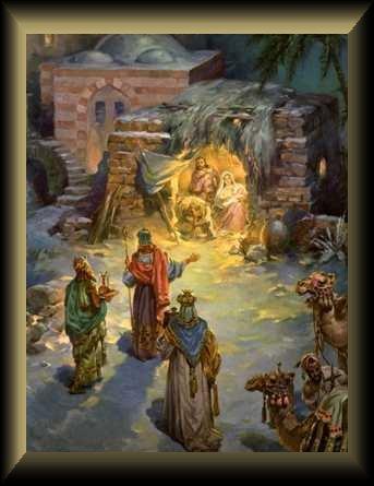 Datas Festivas - Chegada dos 3 reis magos a Belém!