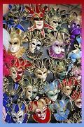 Postais de Máscaras