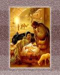 Clique na imagem para enviar o postal: Sagrada familia