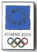 Postais de Pin Athens 2004