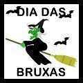 Postais de Dia das Bruxas
