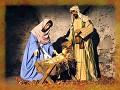 Clique na imagem para enviar o postal: Figuras Natalícias