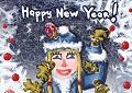Postais de Revolta de Ano Novo