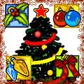 Postais de Enfeites de Natal