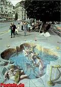 Postais de Arte de Rua