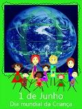 Postais de Crianças do Mundo