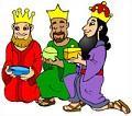 Postais de Reis Magos
