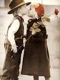 Postais de Kiss me again