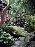 Postais de Japão jardins