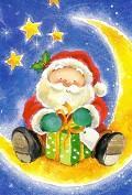 Postais de Um presente para o Pai Natal...